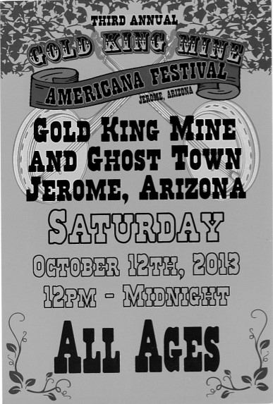 Gold King Mine Flier