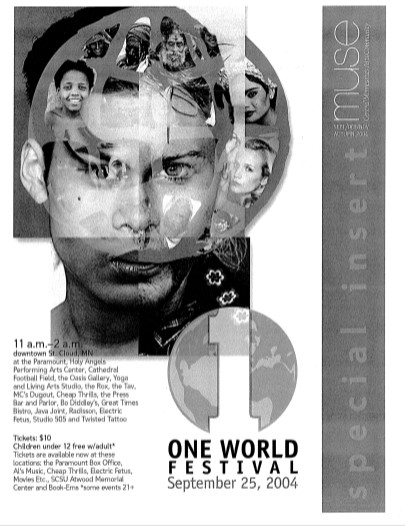 One World Program Cover