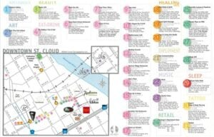 One World Saint Cloud Map