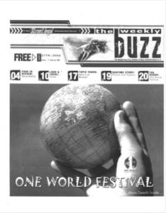 One World buzz Cover